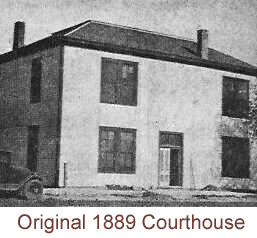 Original 1889 Courthouse